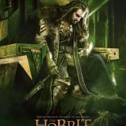 Nuevo poster de Thorin de El Hobbit: La Batalla de los Cinco Ejércitos en HD