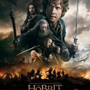 Cuarto poster de El Hobbit: La Batalla de los Cinco Ejércitos