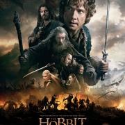 Cuarto poster de El Hobbit: La Batalla de los Cinco Ejércitos en super HD