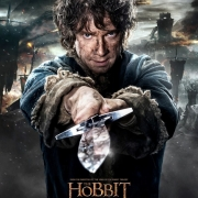 Tercer poster de El Hobbit: La Batalla de los Cinco Ejércitos