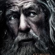 Poster de Gandalf de El Hobbit: La Batalla de los Cinco Ejércitos