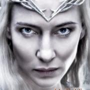 Poster de Galadriel de El Hobbit: La Batalla de los Cinco Ejércitos