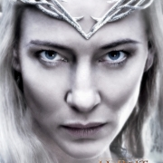 Poster de Galadriel de El Hobbit: La Batalla de los Cinco Ejércitos en HD