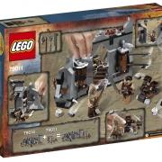 Lego-Emboscada en Dol Guldur1