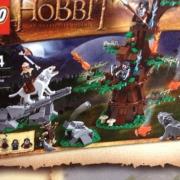 Lego - El Ataque de los Wargos