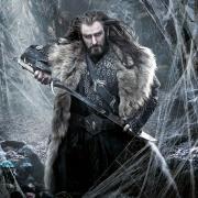 Poster de Thorin en el Bosque Negro