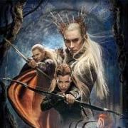 Poster elficod e La Desolación de Smaug
