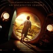 Teaser poster de El Hobbit: Un Viaje Inesperado