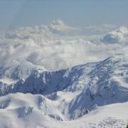 Montañas Blancas/Nubladas