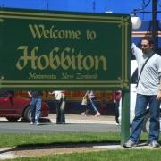 Bienvenida a Hobbiton
