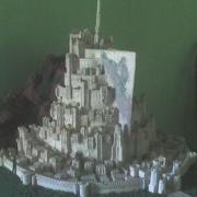 Minas Tirith por s4ur0n