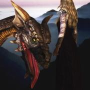 Nienor hechizada por Elfo_Negro