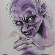 Gollum, de Nazareth Salguero Araya (Uruvielsa)