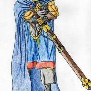 Aragorn rey de Gondor por anibaldrt