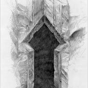 Puerta del Sendero de los Muertos