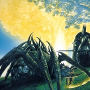 Morgoth y Ungoliant
