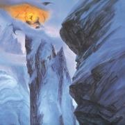 Gandalf y el Balrog (Batalla de la Cima)