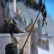 Soldados en Minas Tirith