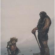 Bilbo y Beorn