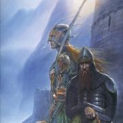 Legolas y Gimli