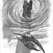 Barad-dûr y el Ojo de Sauron