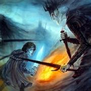 Frodo y los nazgûl