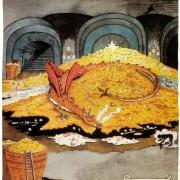 JRR Tolkien - Dibujos