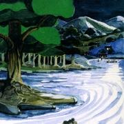 El río del Bosque