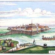 Esgaroth, la ciudad del Lago