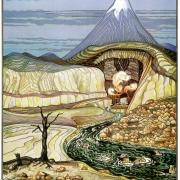 Erebor, la Montaña Solitaria