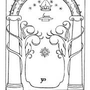 Las Puertas de Durin
