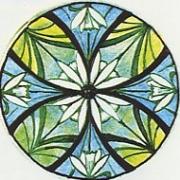 Escudo Heráldico de Lúthien Tinúviel-II
