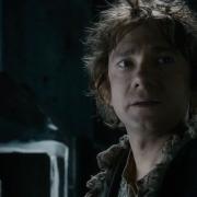 Bilbo contempla a Bofur