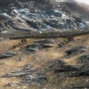 Los Enanos de las Colinas de Hierro se preparan para marchar