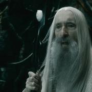 Saruman entra en escena