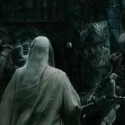 Saruman y los Nazgûl