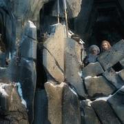 Thorin amenaza con matar a Thranduil y a Bardo