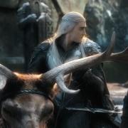 Thranduil se cansa de escuchar a Thorin
