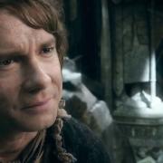 Bilbo advierte a Thorin y los Enanos