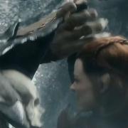 Bolgo y Tauriel se enfrentan en la Colina del Cuervo
