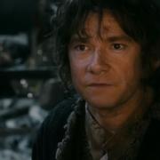 Bilbo está decidido a luchar hasta la muerte