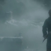 Bilbo desenvaina a Dardo en la Colina del Cuervo