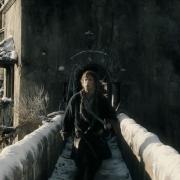 Bilbo corriendo en Valle