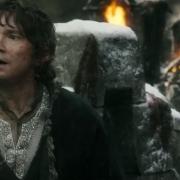 Bilbo en Valle, en plena batalla