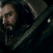 Thorin escucha a Bardo