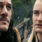 Bardo y Legolas conversan