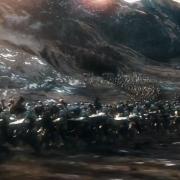 El ejército Orco sale de la nada