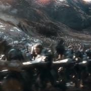 El ejército Orco ataca