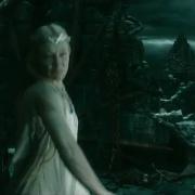Galadriel en acción en Dol Guldur
