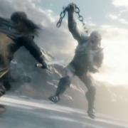El duelo final entre Azog y Thorin